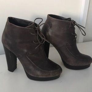 Kelsi Dagger Lace Up Boots